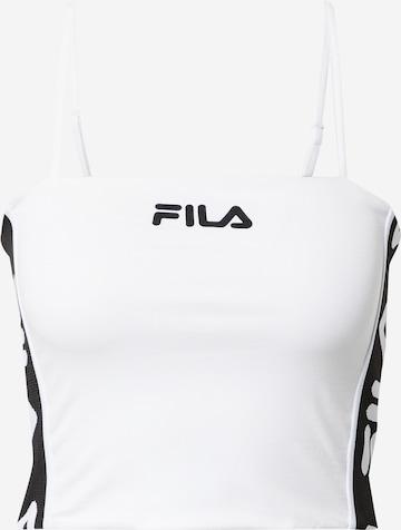 FILA Top 'Takoda' in Wit