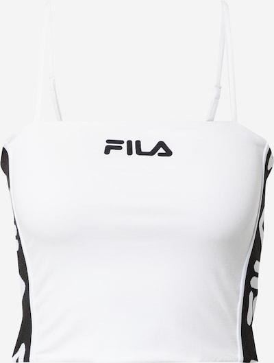 FILA Top 'Takoda' - černá / offwhite, Produkt