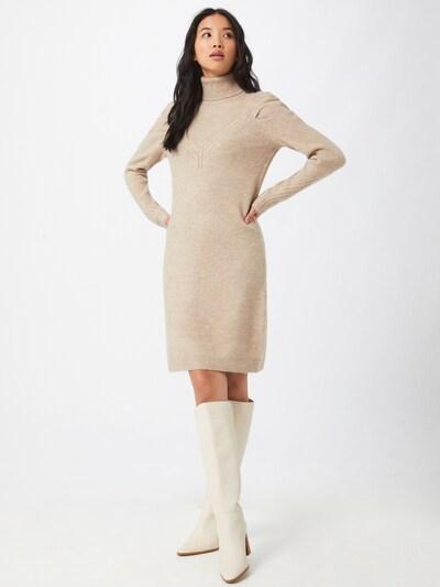 Pimkie Kleid in beige, Modelansicht