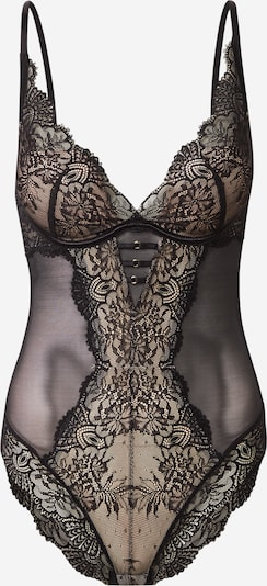 ESOTIQ Body 'RAMIRA' en noir, Vue avec produit