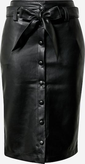 Funky Buddha Jupe 'FBL002-104-14' en noir, Vue avec produit