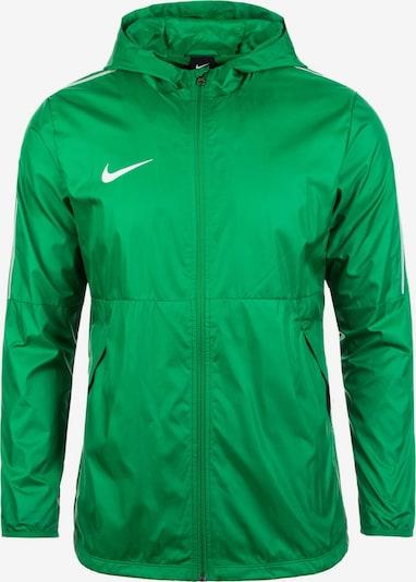 NIKE Sportjacke 'Dry Park 18' in grün / weiß, Produktansicht