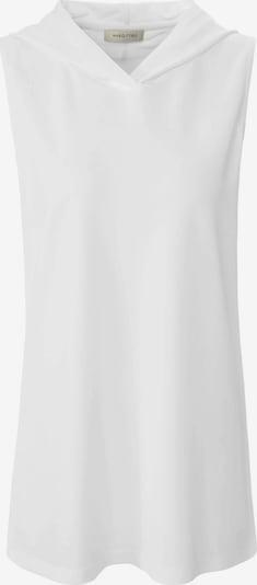 MARGITTES Jersey-Top in weiß, Produktansicht
