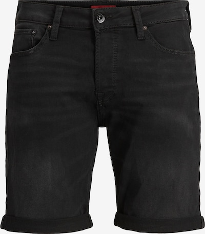 Jeans 'JJIRICK JJICON SHORTS GE 010 I.K STS' JACK & JONES pe negru denim, Vizualizare produs