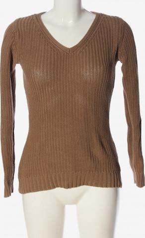 Marco Pecci Sweater & Cardigan in S in Brown