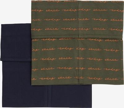 s.Oliver Schal in blau / grün, Produktansicht