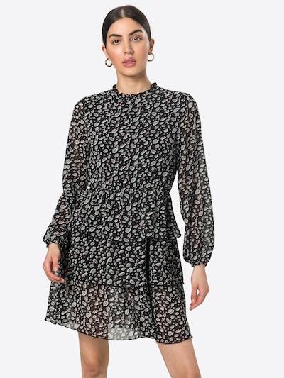 ONLY Kleid 'VIVIAN' in pastellgrün / rosé / schwarz, Modelansicht