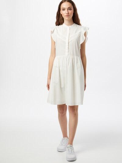 Marc O'Polo DENIM Kleid in weiß, Modelansicht