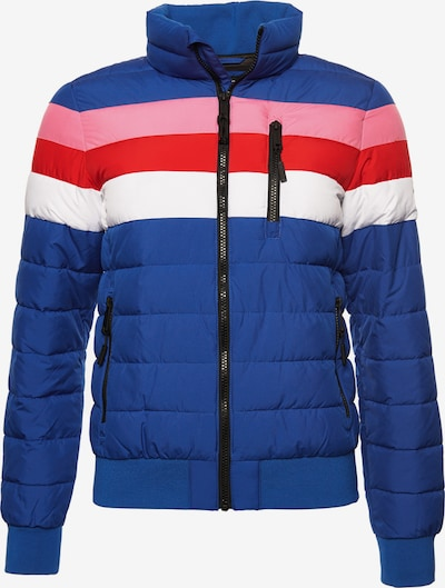 Superdry Jacke in blau, Produktansicht