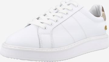 Lauren Ralph Lauren Sneakers 'ANGELINE II' in White