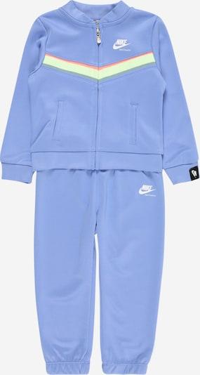 Nike Sportswear Jogging komplet 'HERITAGE' u svijetloplava / svijetloroza / bijela, Pregled proizvoda