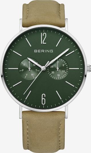 BERING Uhr in grün / silber, Produktansicht