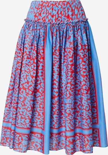 STEFFEN SCHRAUT Svārki 'Loulou' zils / sarkans, Preces skats