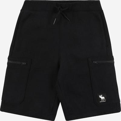 Abercrombie & Fitch Shorts 'UTILITY' in schwarz, Produktansicht