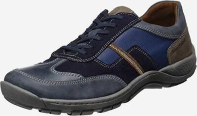 JOSEF SEIBEL Sneaker in blau / braun, Produktansicht