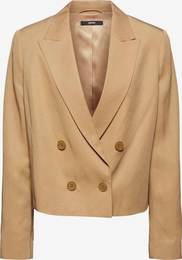 Esprit Collection Blazer en beige, Vue avec produit