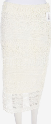 Orsay Midirock in L in Weiß