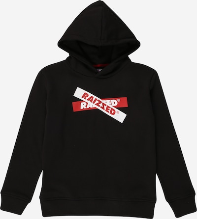Megztinis be užsegimo 'Valencia' iš Raizzed , spalva - raudona / juoda / balta, Prekių apžvalga