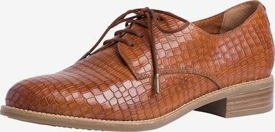 barna TAMARIS Fűzős cipő, Termék nézet