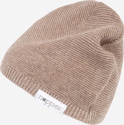 Noppies Mütze 'Rosita' in dunkelbeige, Produktansicht