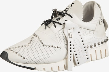 A.S.98 Sneakers in White