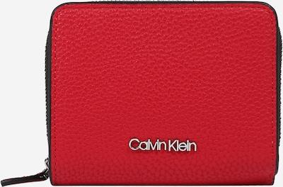 Calvin Klein Porte-monnaies en rouge, Vue avec produit
