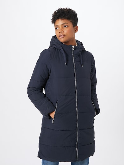 ONLY Winter coat in blue, View model