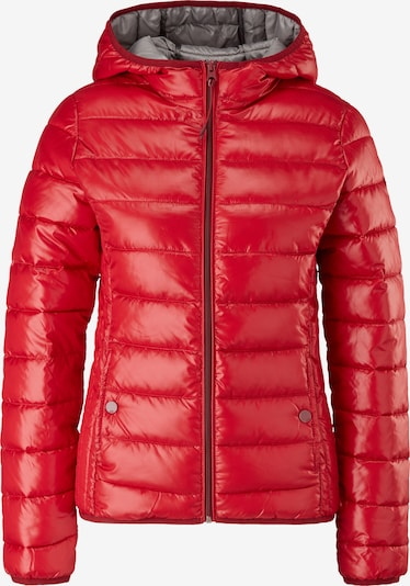 Q/S by s.Oliver Steppjacke in rot, Produktansicht