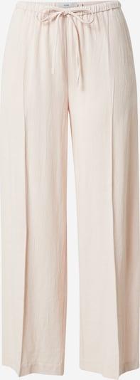 ICHI Pantalon '20114391' en violet pastel, Vue avec produit