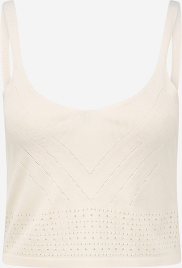 Y.A.S (Tall) Knitted top in Cream, Item view