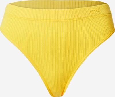 LEVI'S Slip in gelb, Produktansicht