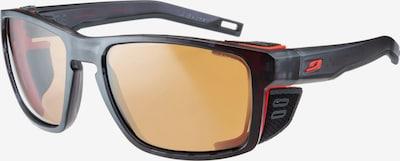 Julbo Sportbrille 'SHIELD' in orange / schwarz, Produktansicht