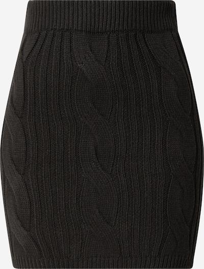 NA-KD Svārki, krāsa - melns, Preces skats