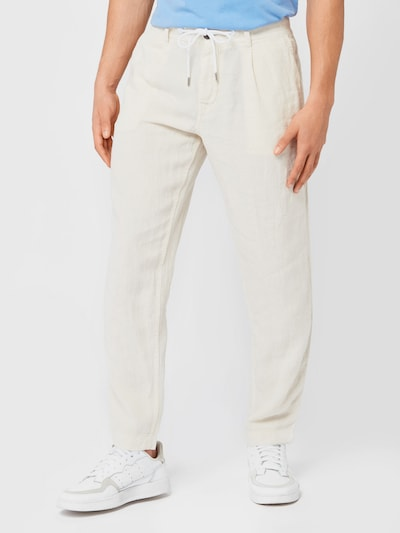 BOSS Casual Püksid valge, Modellivaade