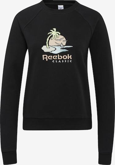 Reebok Classic Sweatshirt in de kleur Zwart, Productweergave