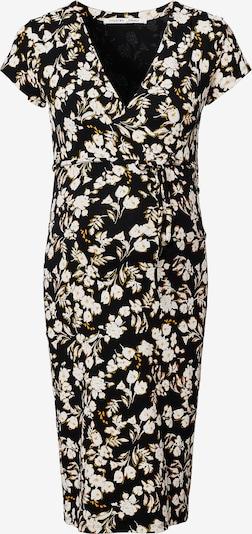 Noppies Kleid 'Senin' in beige / gelb / schwarz, Produktansicht