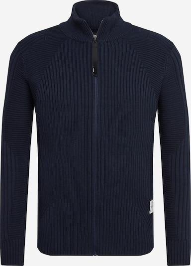 G-Star RAW Gebreid vest in de kleur Donkerblauw, Productweergave