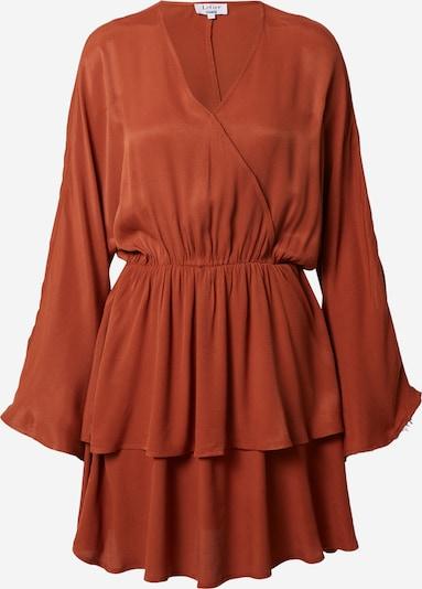 LeGer by Lena Gercke Kleid 'Marie' in rostbraun, Produktansicht