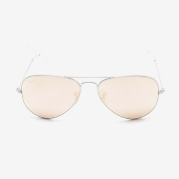 Ray-Ban Sonnenbrille in One Size in Silber