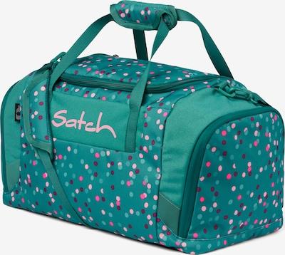 Satch Sporttasche in türkis / mischfarben, Produktansicht