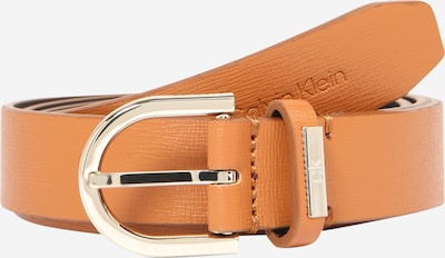 Calvin Klein Gürtel in cognac, Produktansicht