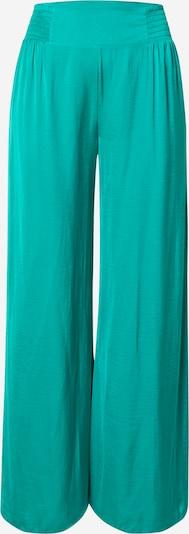 ETAM Pantalon de pyjama 'AGRUME' en jade, Vue avec produit