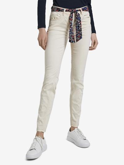 TOM TAILOR Jeans 'Alexa' in beige, Modelansicht