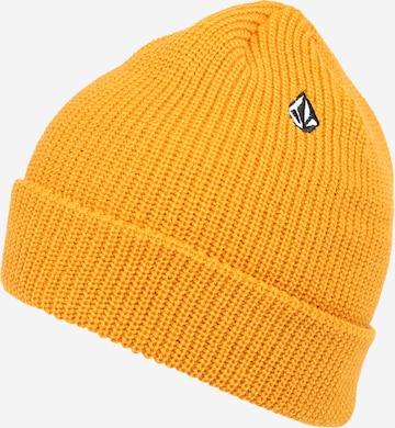 Volcom Müts 'FULL STONE', värv kollane