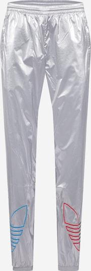 ADIDAS ORIGINALS Broek in de kleur Blauw / Rood / Zilver, Productweergave
