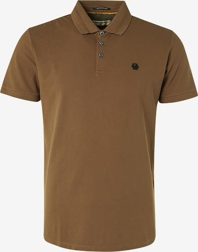 No Excess Shirt in de kleur Beige, Productweergave