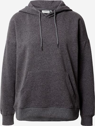 ONLY Sweatshirt i mørkegrå, Produktvisning