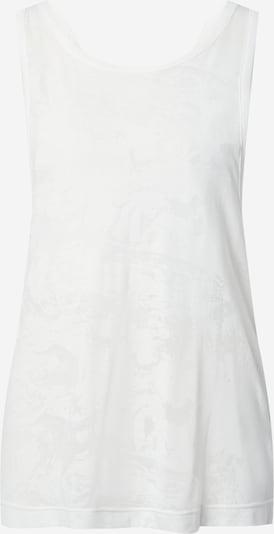Varley Top 'Melba' in hellgrau / weiß, Produktansicht
