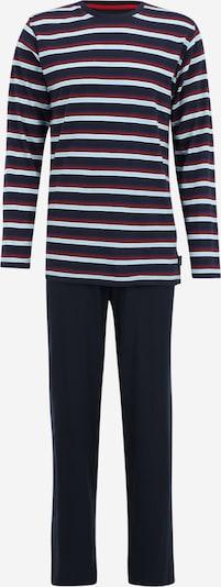 CECEBA Pyjama in navy / hellblau / rot / weiß, Produktansicht