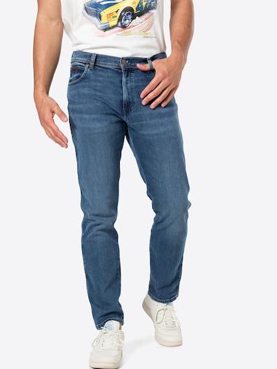 WRANGLER Džínsy 'Texas Taper' - modrá denim, Model/-ka
